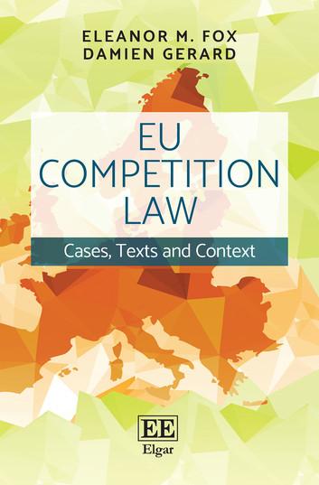 EU Competetion Law (Paperback)