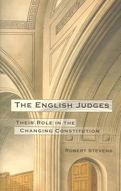 The English Judges (Paperback)