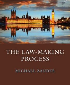 The Law-Making Process,