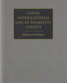 Using International Law in Domestic Courts