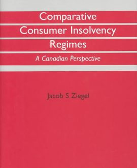 Comparative Consumer Insolvency Regimes