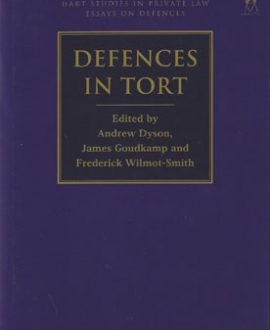 Defences in Tort