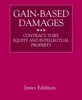 Gain-Based Damages