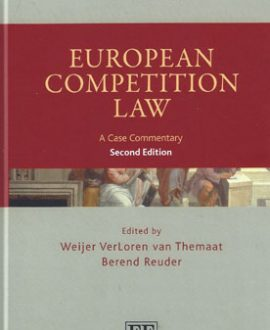 Eueopean Competetion Law