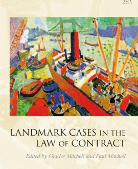 Landmark Cases in the Law of Contract (Paperback)