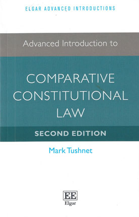 Advanced Introduction to Comparative Constitutional Law (Paperback)