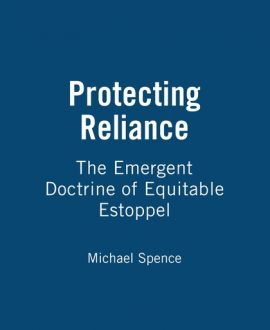 Protecting Reliance