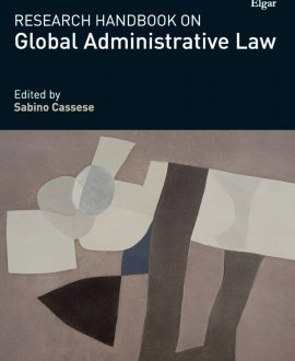 Research Handbook on Global Administrative Law (Paperback)