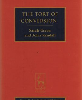The Tort of Conversion
