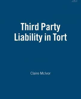 Third Party Liability in Tort