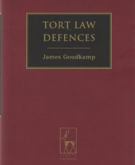 Tort Law Defences (Paperback)