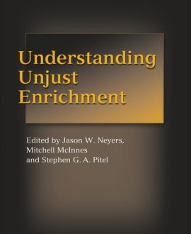 Understanding Unjust Enrichment
