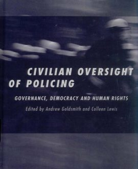 Civilian Oversight of Policing