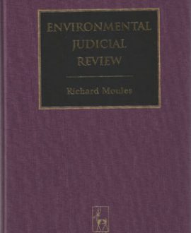 Environmental Judicial Review,