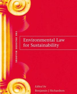 Environmental Law for Sustainability