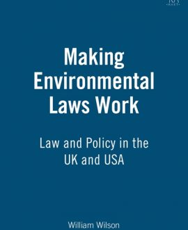 Making Environmental Laws Work