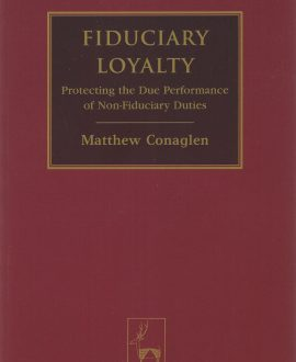 Fiduciary Loyalty (Paperback)