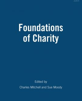 Foundations of Charity