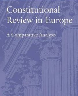 Constitutional Review in Europe