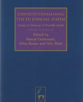 Constitutionalising the EU Judicial System