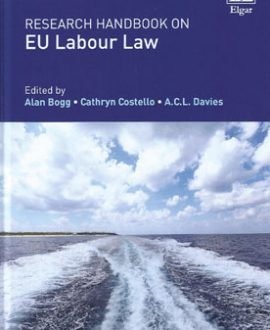 Research Handbook on EU Labour Law