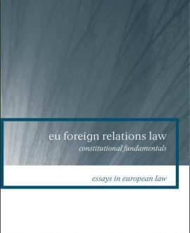 EU Foreign Relations Law