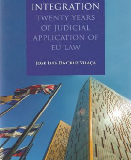 EU Law and Integration (Paperback)