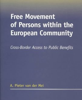 Free Movement of Persons within the European Community