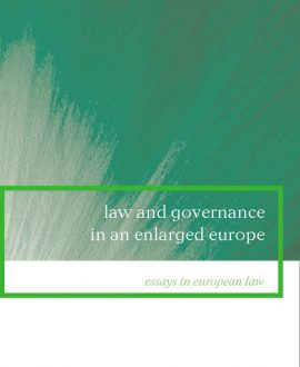 Law and Governance in an Enlarged European Union