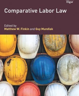 Comparative Labor Law (Paperback)