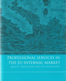 Professional Services in the EU Internal Market