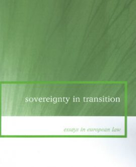 Sovereignty in Transition (Paperback)