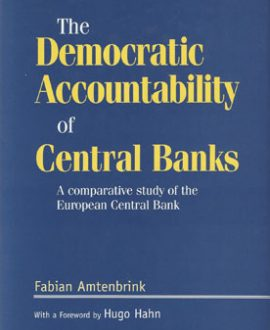 The Democratic Accountability of Central Banks