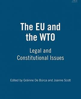 The EU and the WTO (Paperback)