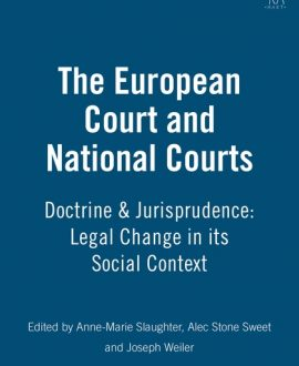 The European Court and National Courts