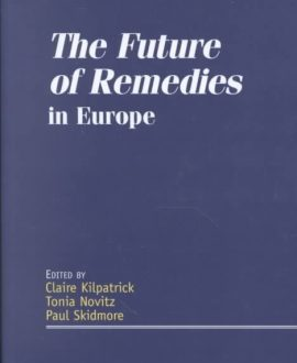 The Future of Remedies in Europe