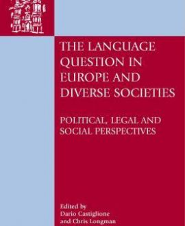 The Language Question in Europe and Diverse Societies (Paperback)
