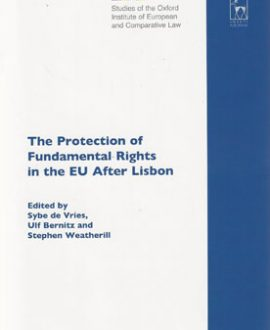 The Protection of Fundamental Rights in the EU After Lisbon