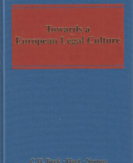 Towards a European Legal Culture