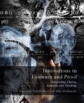 Innovations in Evidence and Proof (Paperback)