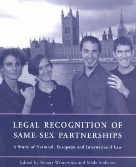Legal Recognition of Same-Sex Partnerships
