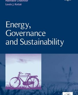 Energy, Governance and Sustainability (Paperback)