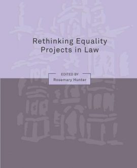 Rethinking Equality Projects in Law (Paperback)