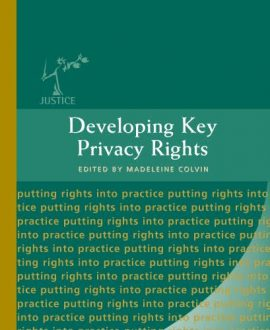 Developing Key Privacy Rights