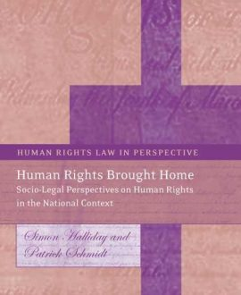 Human Rights Brought Home