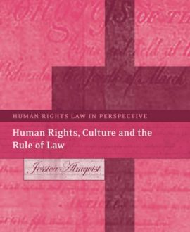 Human Rights, Culture and the Rule of Law