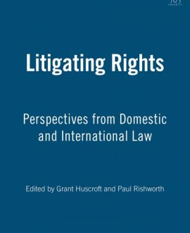 Litigating Rights