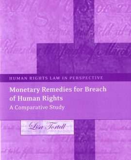 Monetary Remedies for Breach of Human Rights