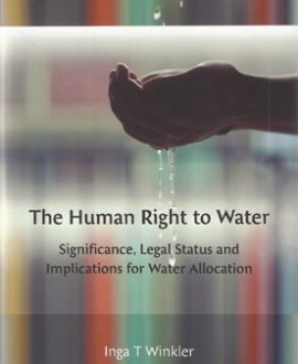 The Human Right to Water (Paperback)