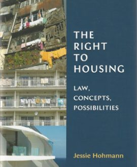 The Right to Housing (Paperback)